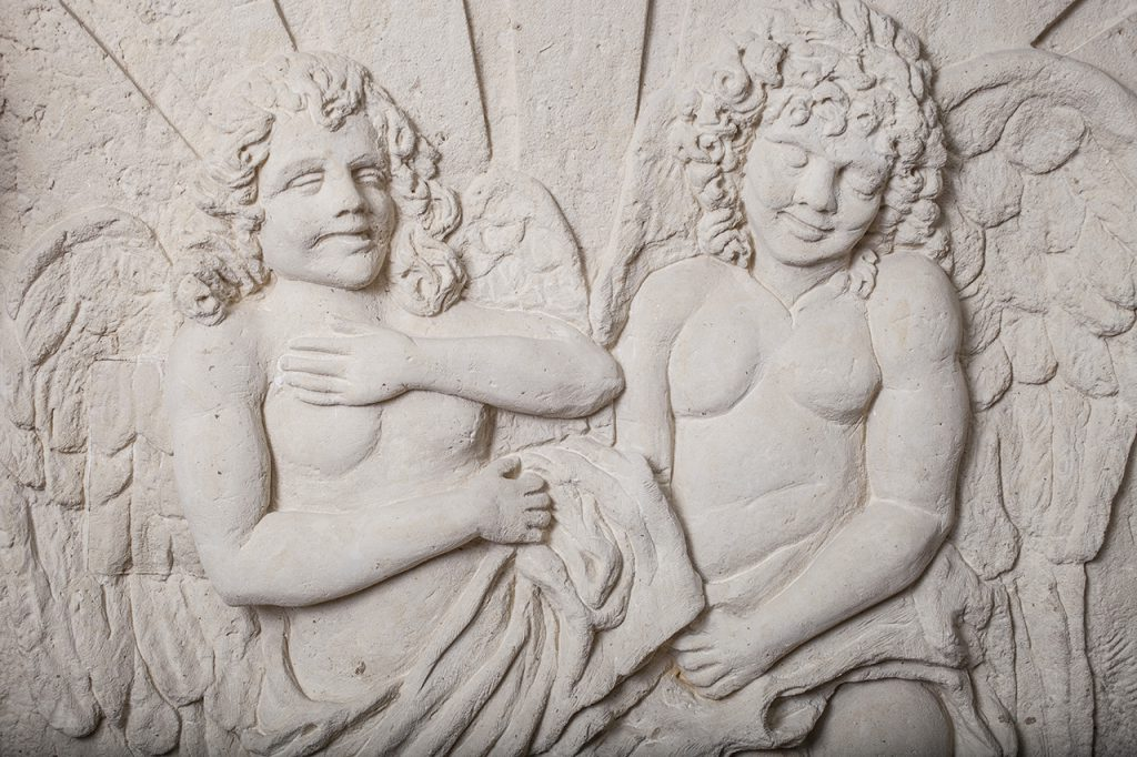 restauro manufatti in pietra – Mastrosimone